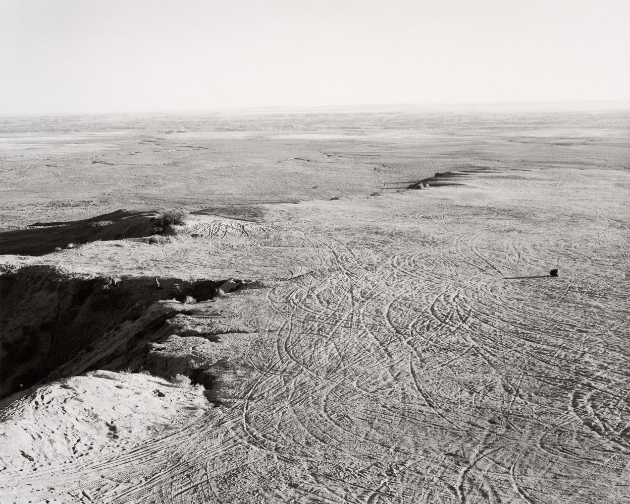 Quarried Mesa Top, Pueblo County, Colorado, 1978