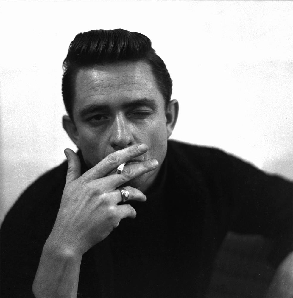 Johnny Cash, October 1959.
