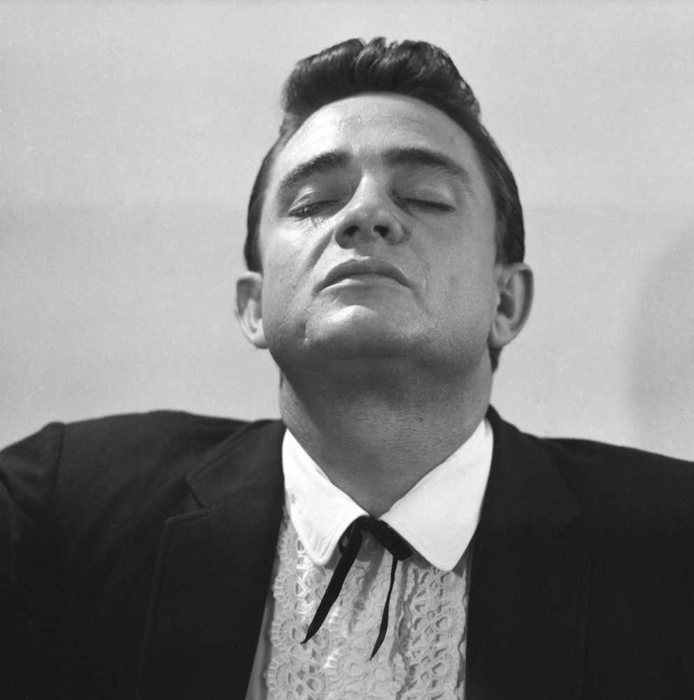 Johnny Cash, October 1959.