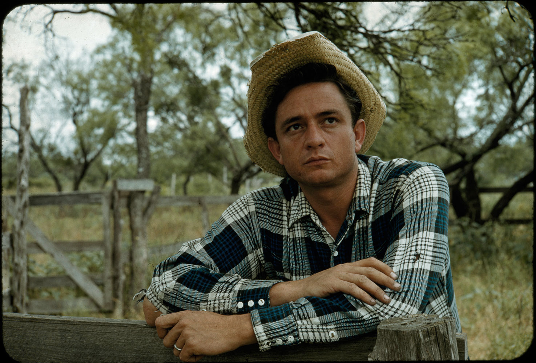 On the farm in San Antonio, May 1959.
