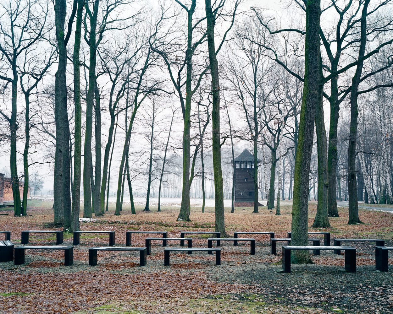 """Auschwitz-Birkenau State Museum – Poland. 2009.On July 2, 1947, the Polish Parliament passed an act on the preservation """"for All Time of the Site of the Former Camp."""" In 2011, the Auschwitz Memorial was visited by 1.4 million people—a record number in the history of the Memorial."""
