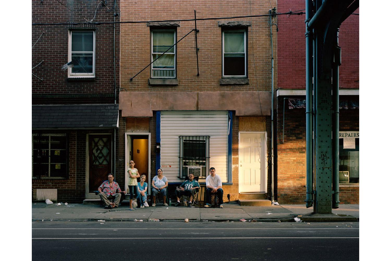 Maria's block, 2010.
