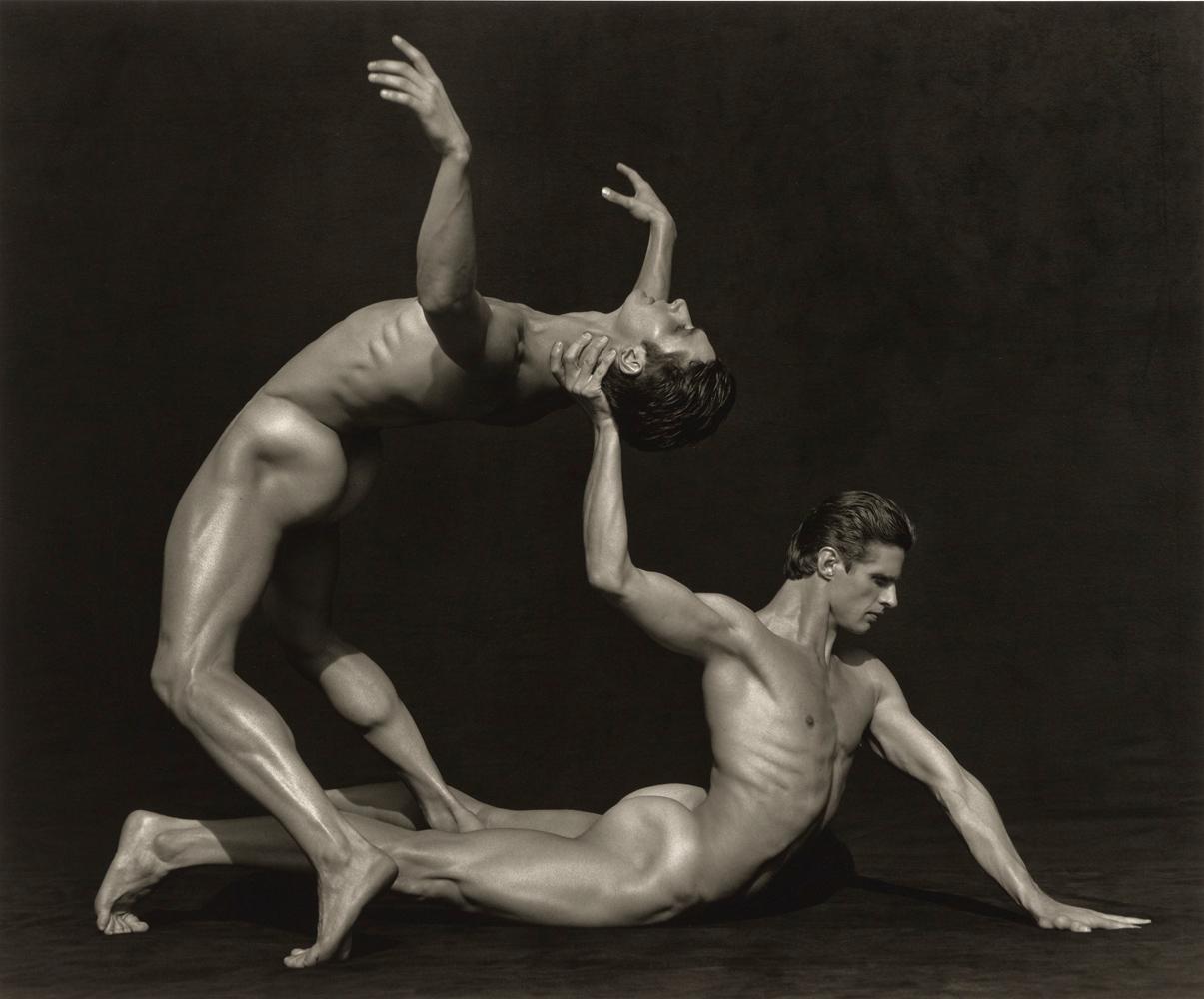 Pierre and Yuri, Los Angeles, 1999