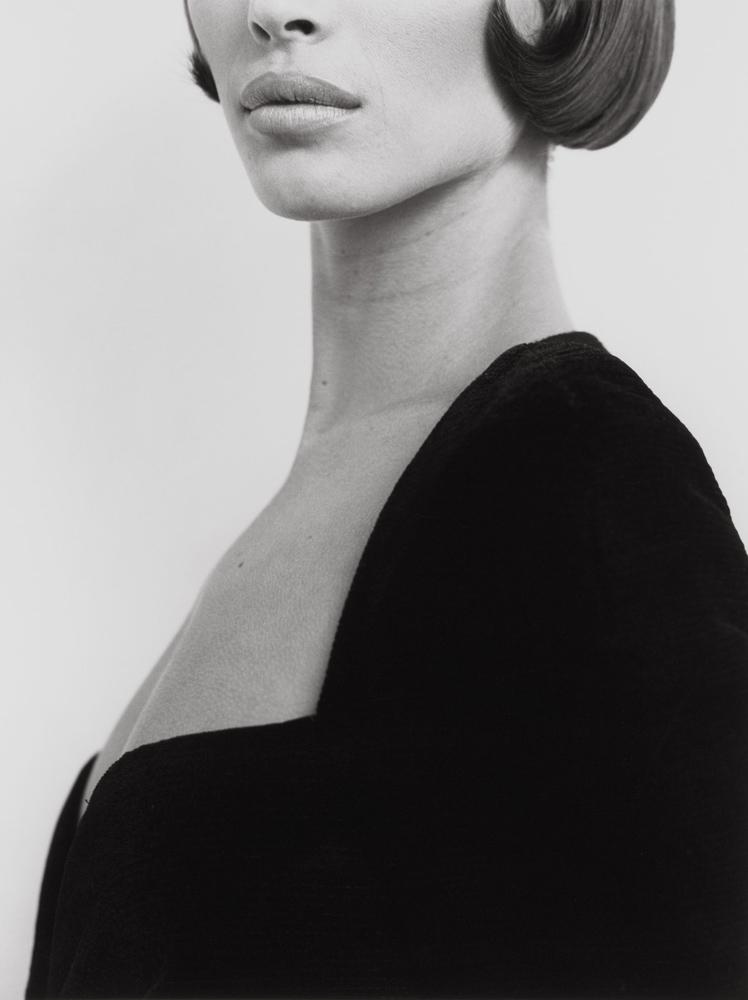 Christy Turlington, Versace 3, Milan, 1991