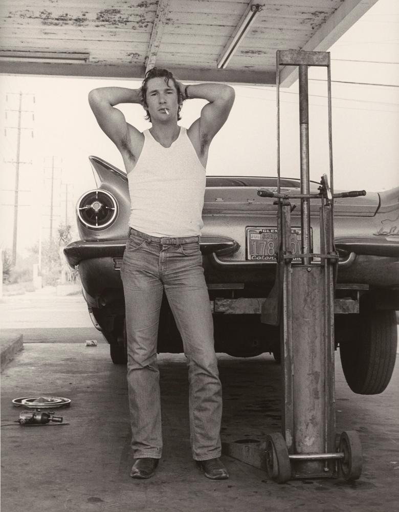 Richard Gere, San Bernardino, 1977