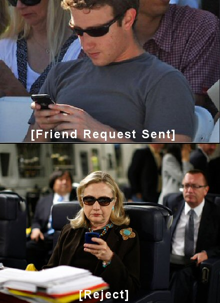 Mark Zuckerberg on Texts from Hillary, posted April 6, 2012