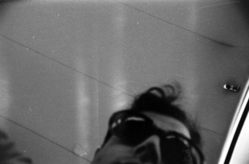 Picture from the roll of film found in Paul Schutzer's camera after he was killed on the first day of the Six-Day War, June 1967.
