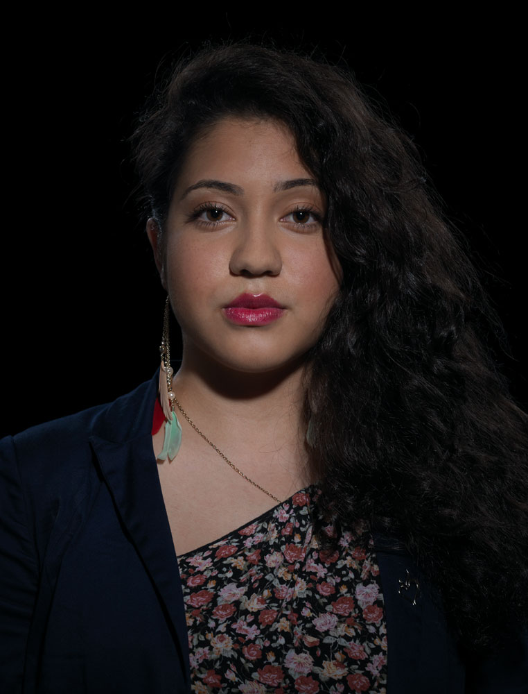 Melissa Garcia Velez, Colombia.  I want to continuing fighting for immigrant rights by becoming a social worker.