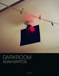 The cover of Adam Bartos's new book from Darkroom.