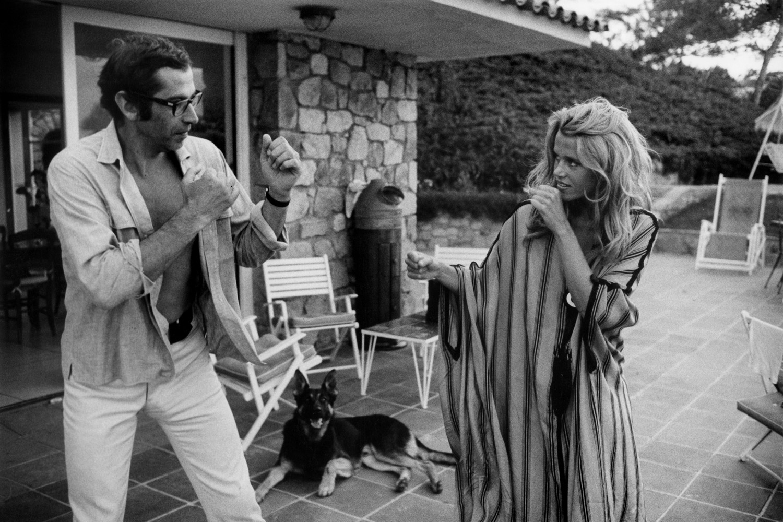 Fonda and Vadim in 1968.