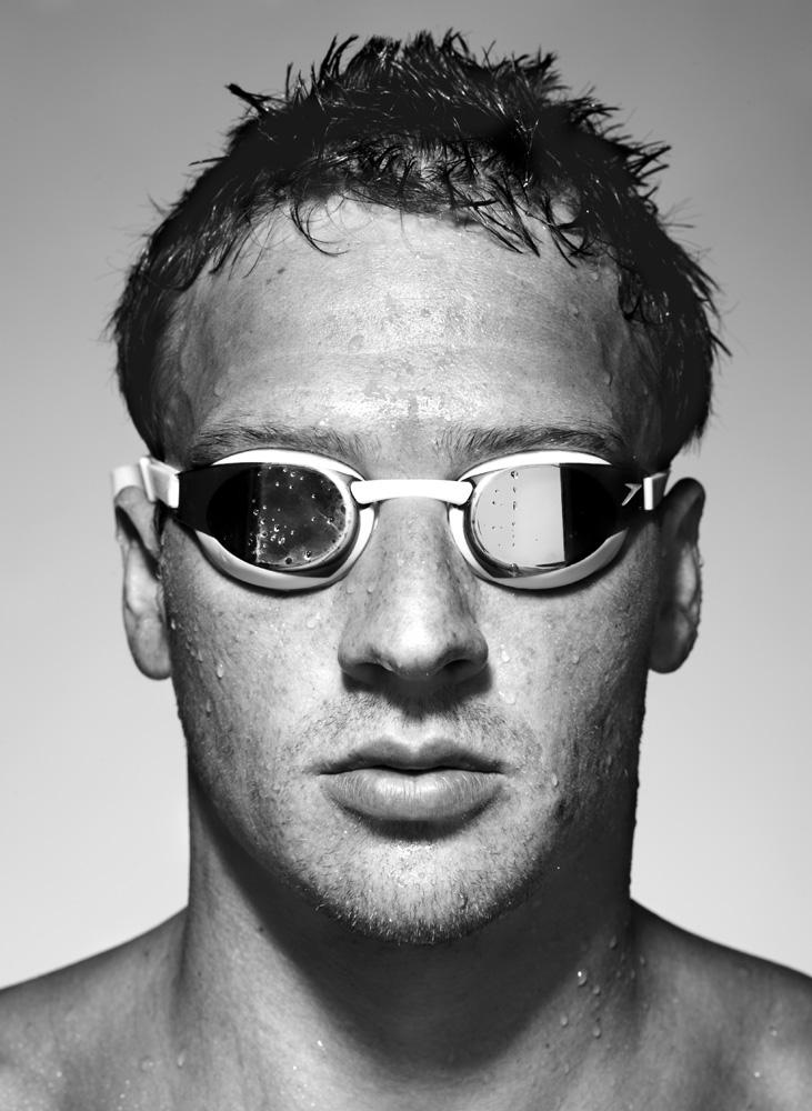 Swimmer Ryan Lochte, 27.