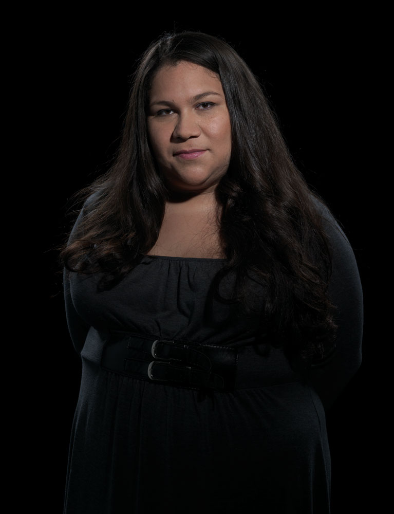 Maria Gabriela Pacheco, Ecuador.  I'm an undocumented American from Ecuador, and my dream is to be able to be a musical therapist and create a school for people with Down's Syndrome, autism, and mental disabilities.