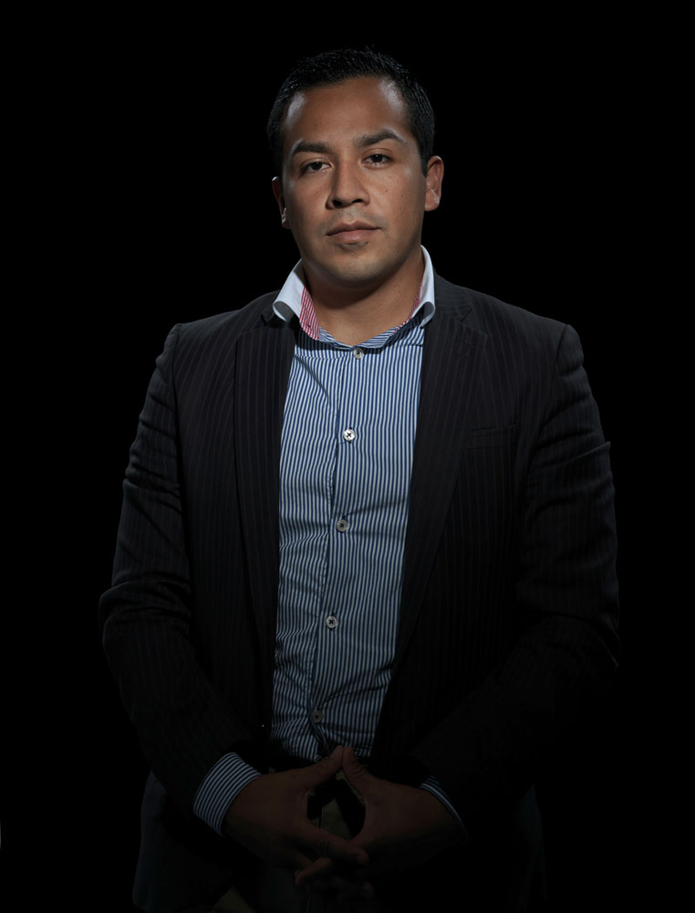 Cesar Vargas, Mexico.  I'm an undocumented immigrant from Mexico. I want to be a lawyer that serves my community.