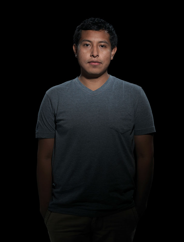 Emilio Vicente, Guatemala.  I am an undocumented immigrant from Guatemala. I want to be free so I can reach my full potential.