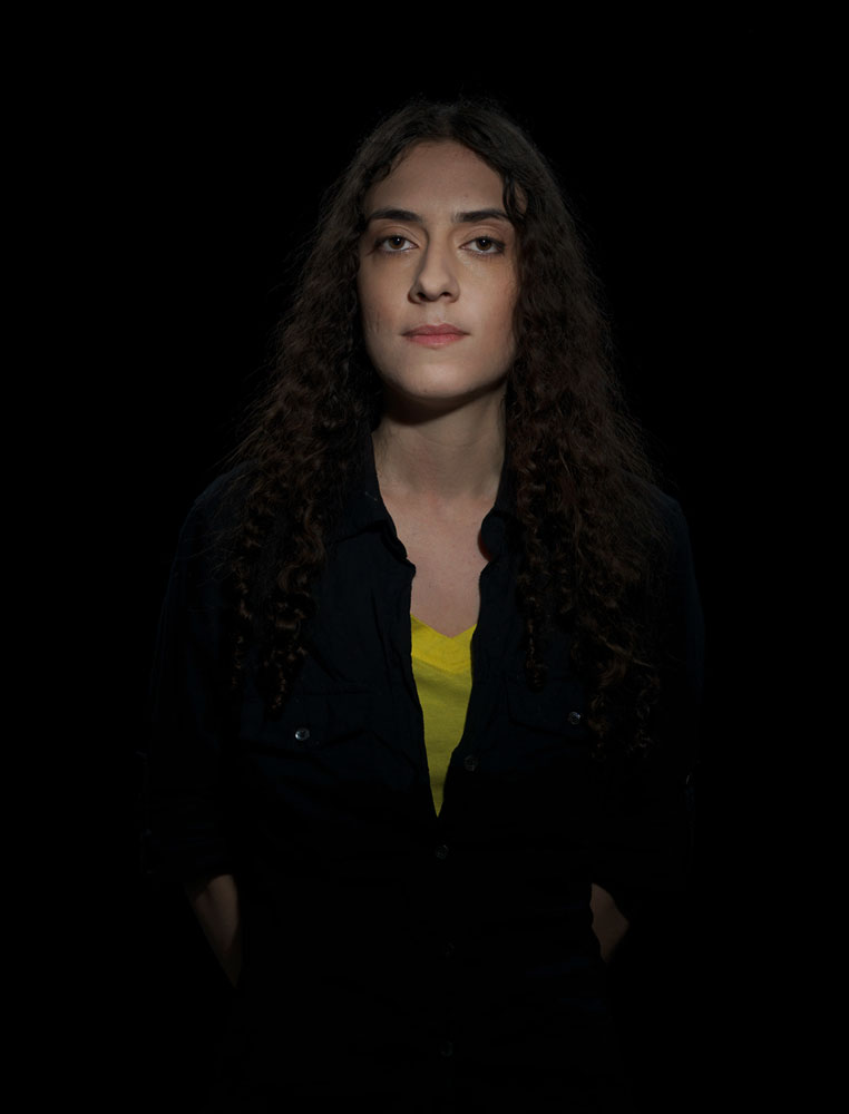 Carolina Bortolleto, Brazil.  I have a degree in biology and I want to continue fighting for justice.