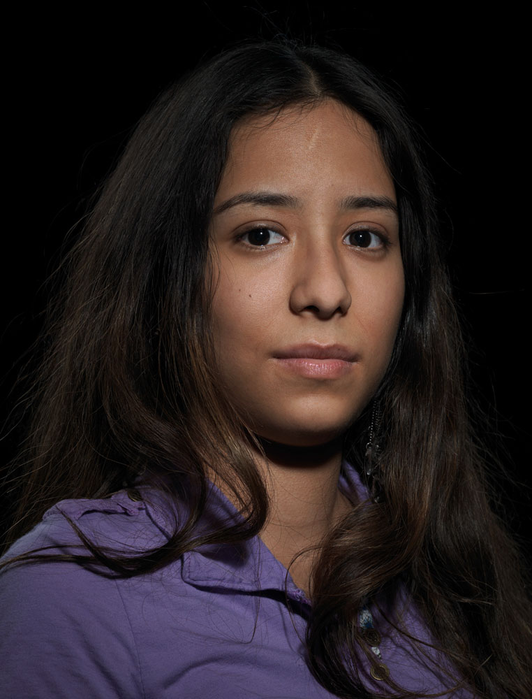 Viviana Sanchez, Ecuador.  I would like to become an occupational therapist.