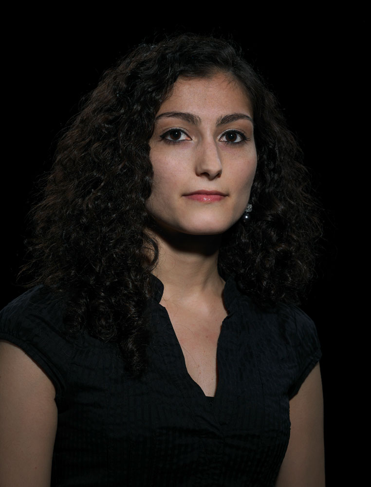 Tatevik Keshishyan, Armenia.  I am an undocumented American from Armenia. I am a recent Boston University graduate and I want to help find the cure for cancer.