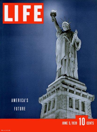 LIFE magazine cover June 5, 1939