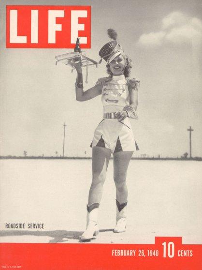 LIFE magazine cover February 26, 1940