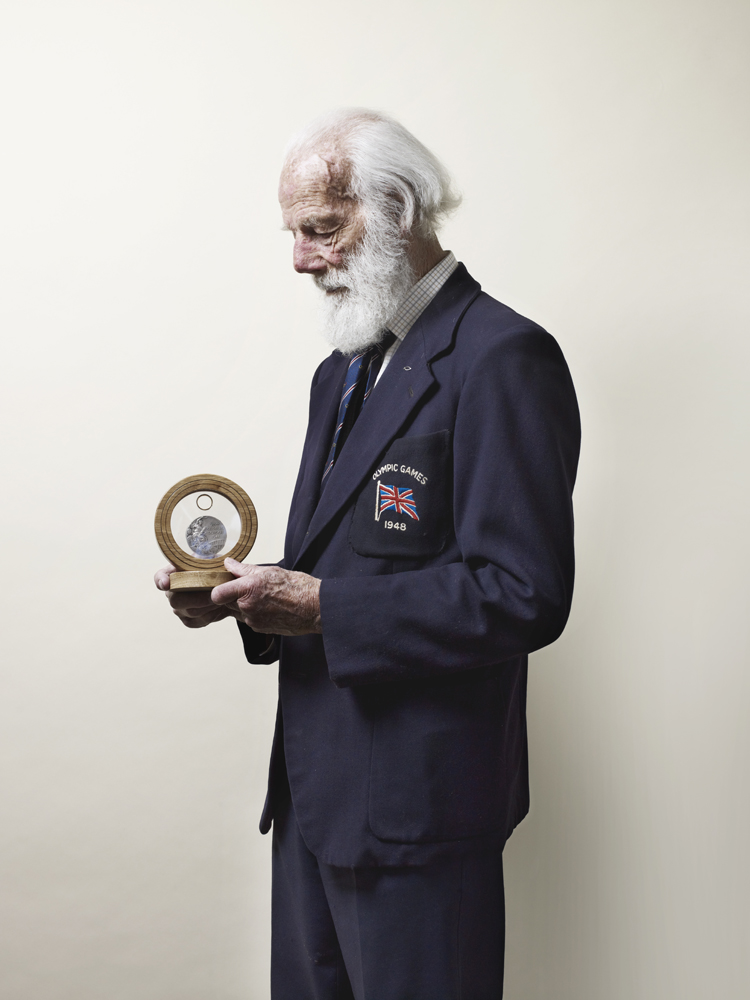 Michael Clement LaPage, 88, was a crew member of the British team which won the silver medal for rowing in the 1948 London games.