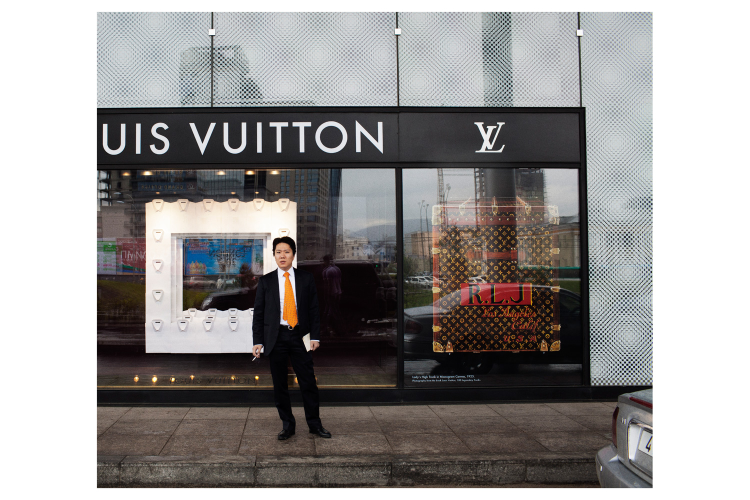Luxury stores have appeared in Ulan Bator, yet one-third of the country remains impoverished.