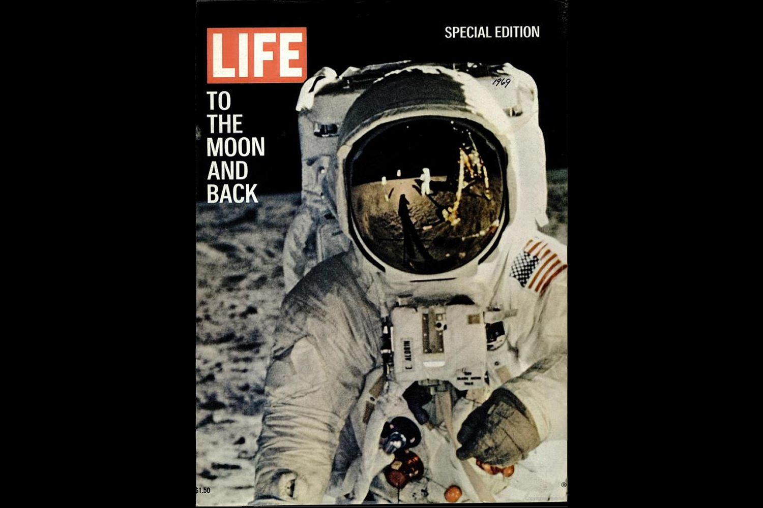 <b>LIFE magazine Special Edition, August 11, 1969.</b>