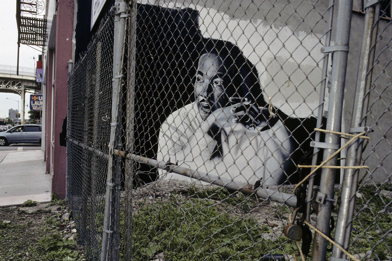 Frederick Douglass at West 154th Street, Harlem2009