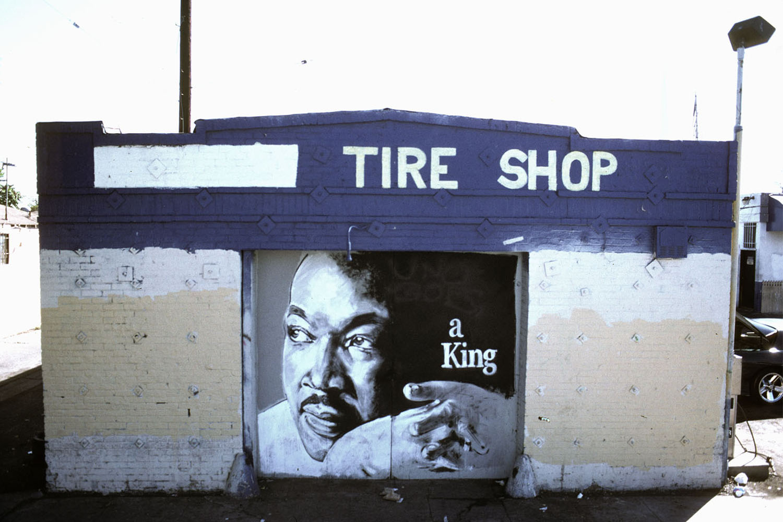 Ocean Tires #2, Colden Avenue at Avalon Boulevard, Los Angeles2010