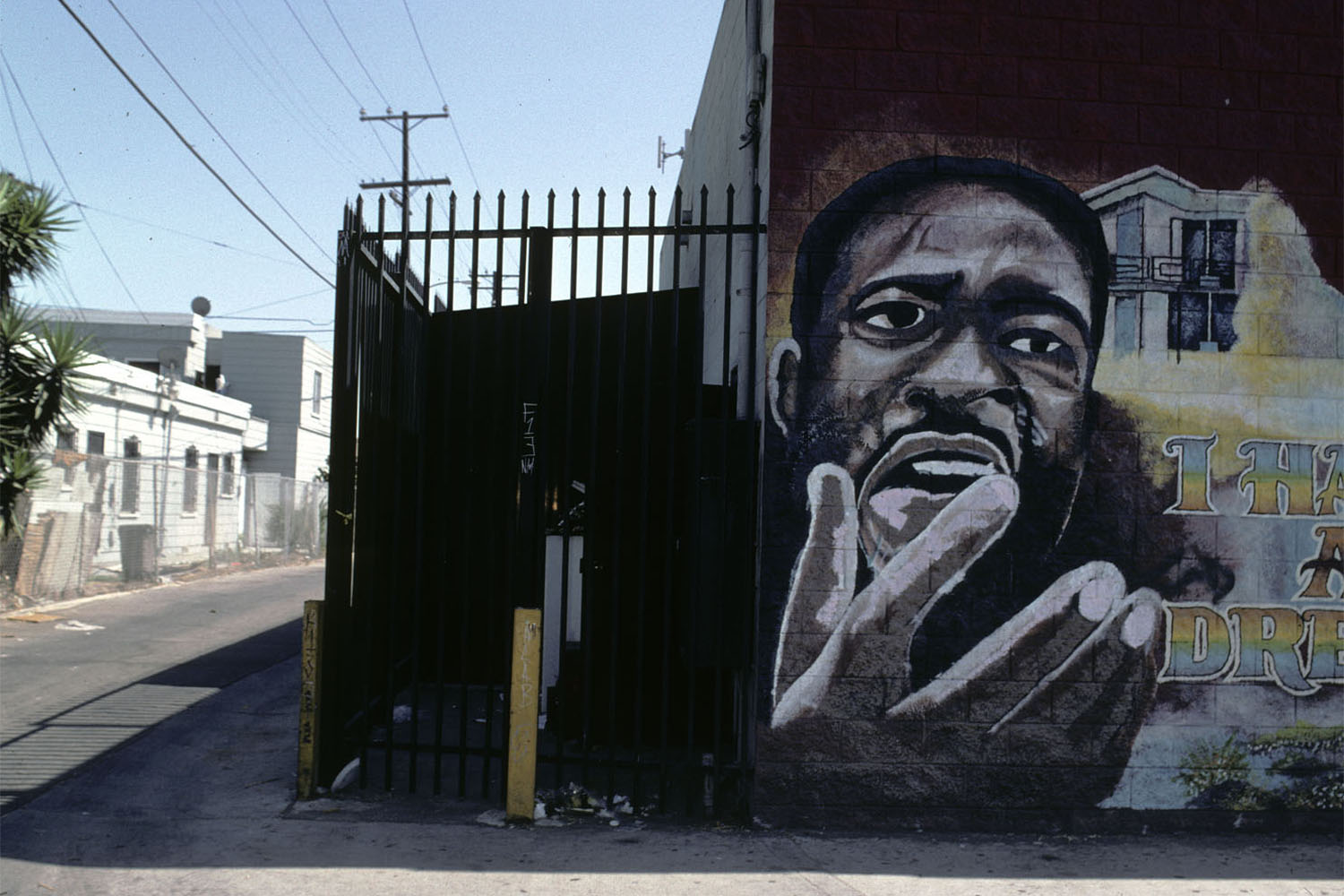 76 Place at South Central Avenue, Los Angeles 2009