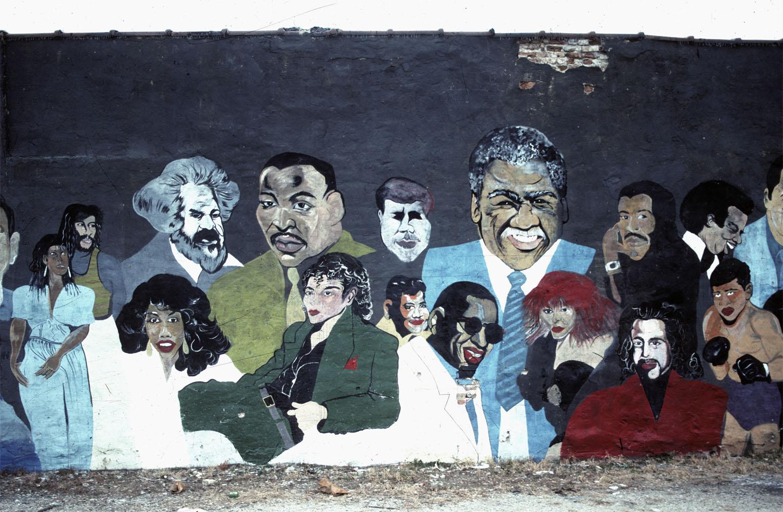Roosevelt Road at Sacramento Avenue, Chicago1990