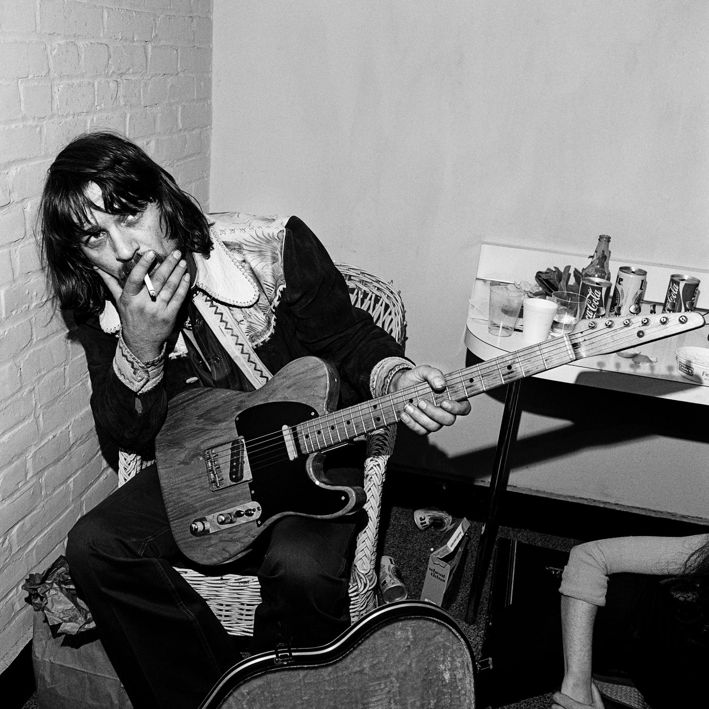 Waylon Jennings, Performance Center, Cambridge, Mass., 1976