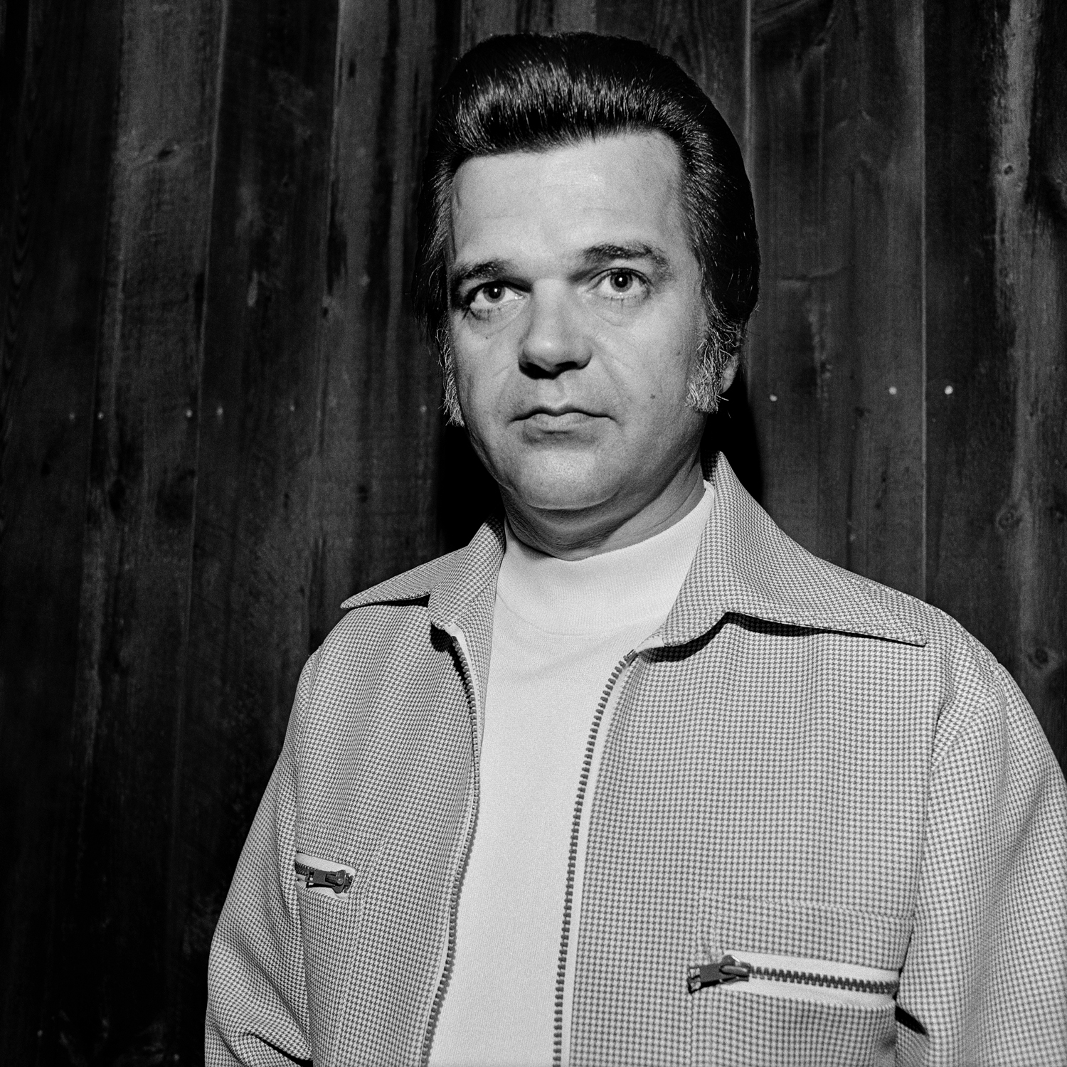 Conway Twitty, Backstage, Annapolis, Md., 1975