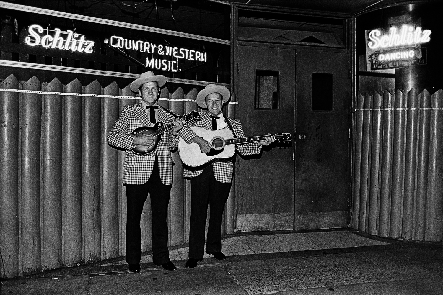 Lilly Brothers Reunion Show, Hillbilly Ranch, Boston, 1978