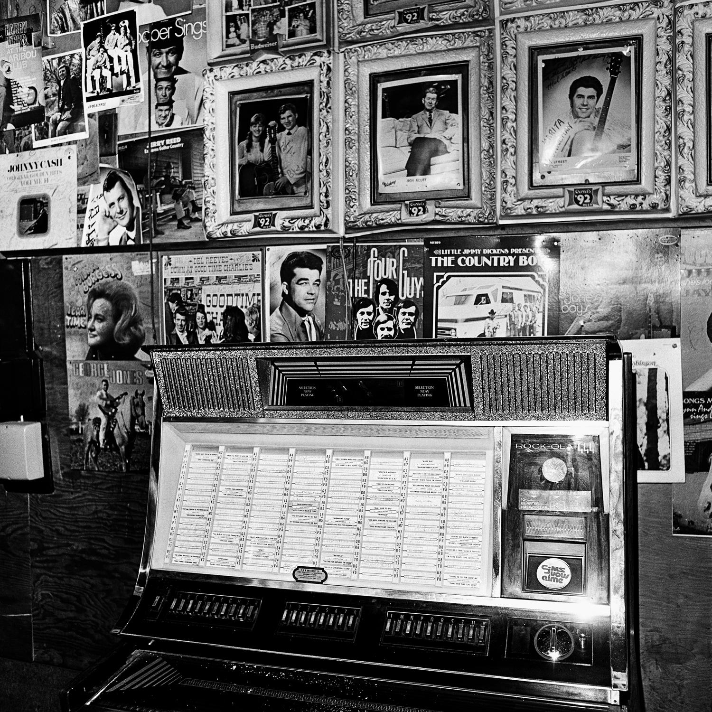Jukebox, Tootsie's Orchid Lounge, Nashville, 1972
