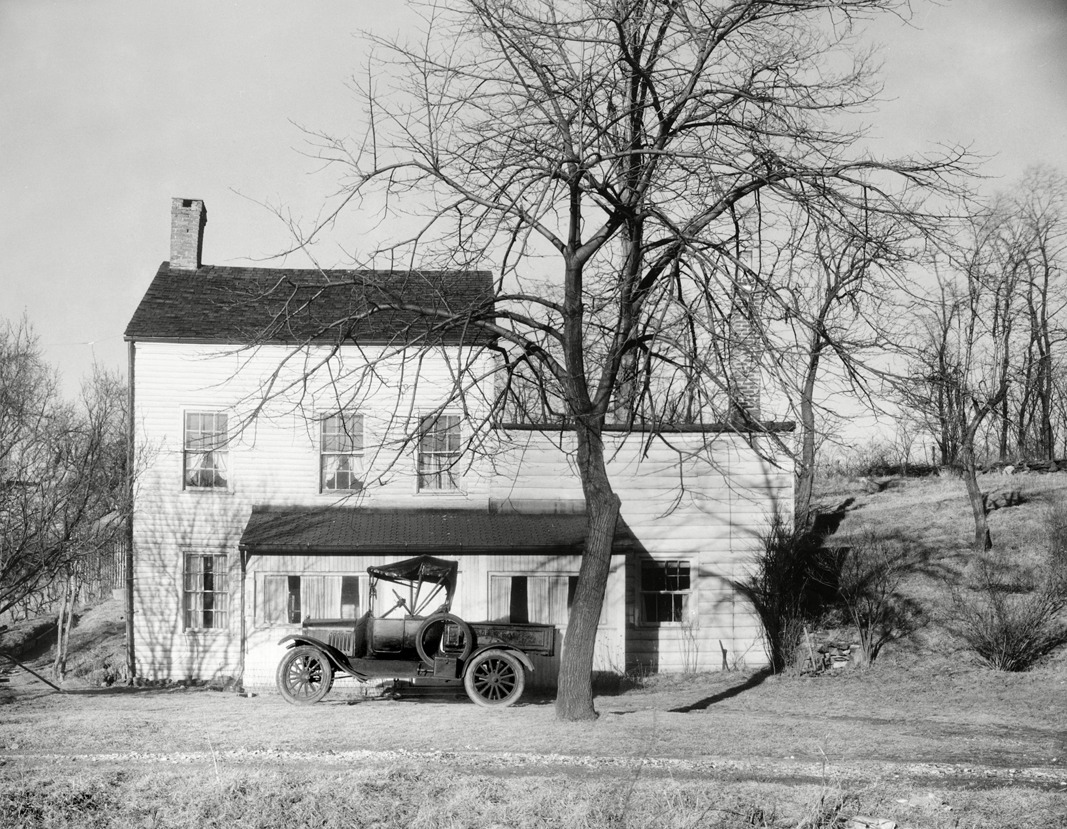 Westchester, New York, Farmhouse, 1931