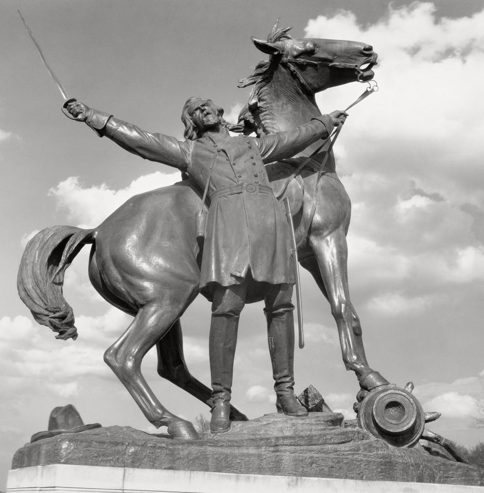 Battlefield Monument, Vicksburg, Mississippi, 1936