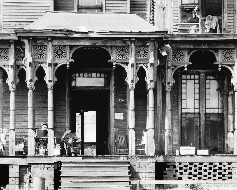 Birmingham Boarding House, 1936
