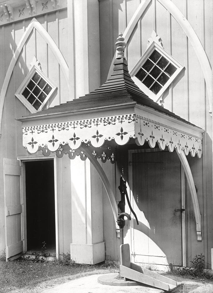 Maine Pump, 1933
