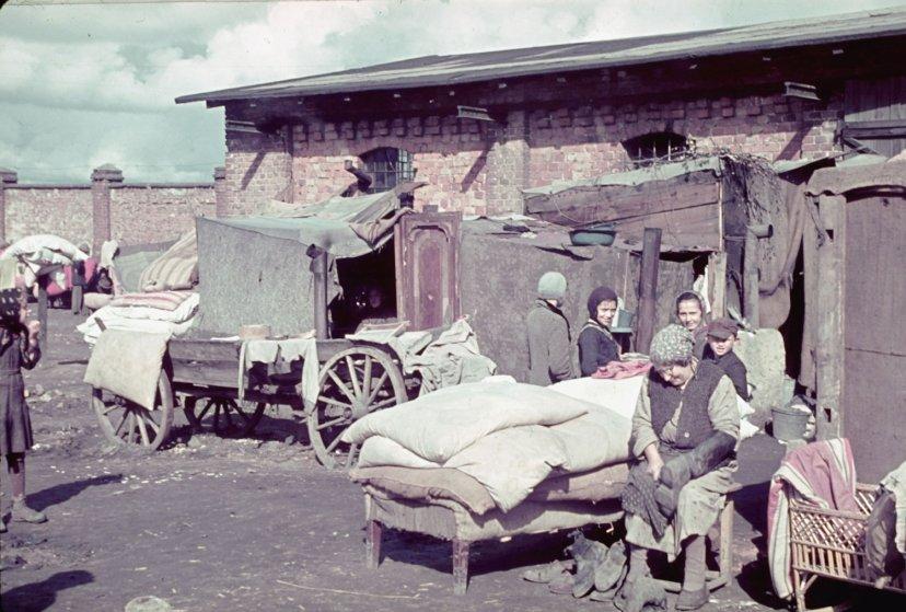 Kutno, German-occupied Poland, 1939.