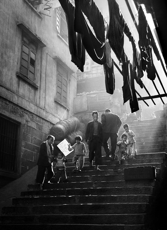 Street Scene, 1956