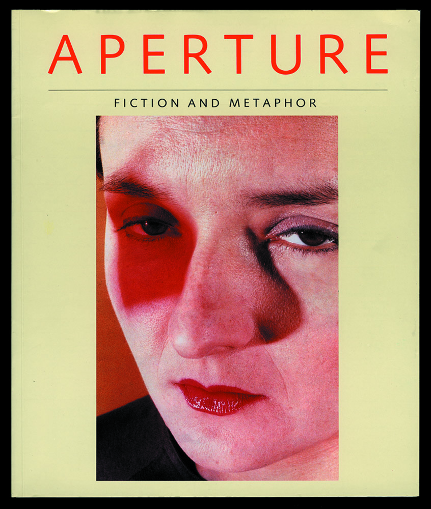 Aperture magazine, Issue 103, 1986                               The theme of this issue was 'Fiction and Metaphor.'