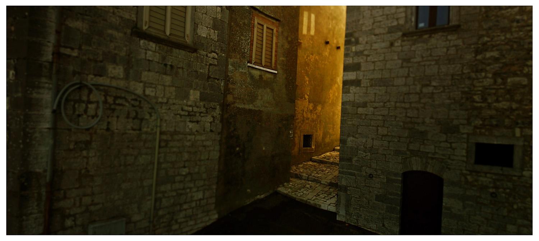 Cinemascapes                               Morrone del Sannio, Italy