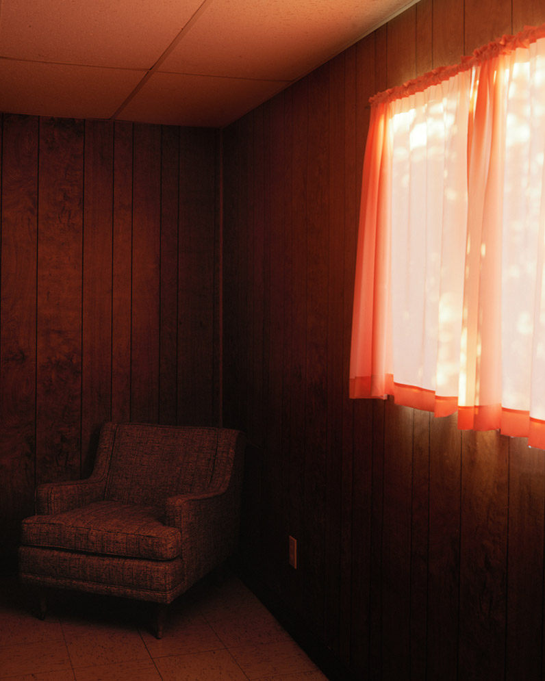 Red Window, 2010
