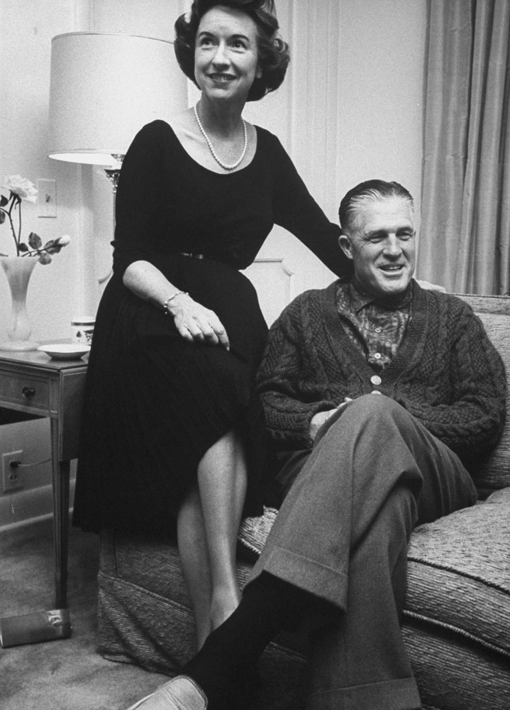 George and Lenore Romney, 1962