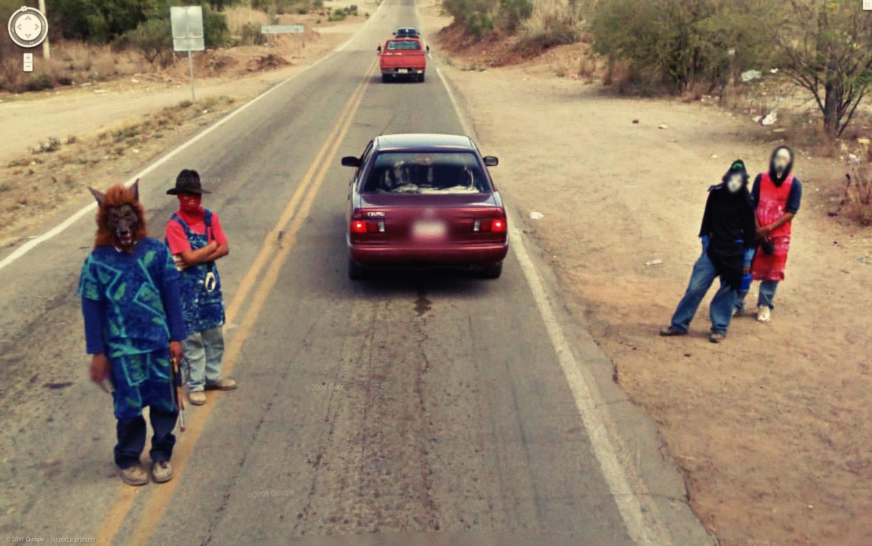 9-Eyes                               Nacozari De Garcia - Montezuma, Sonora, Mexico, 2011