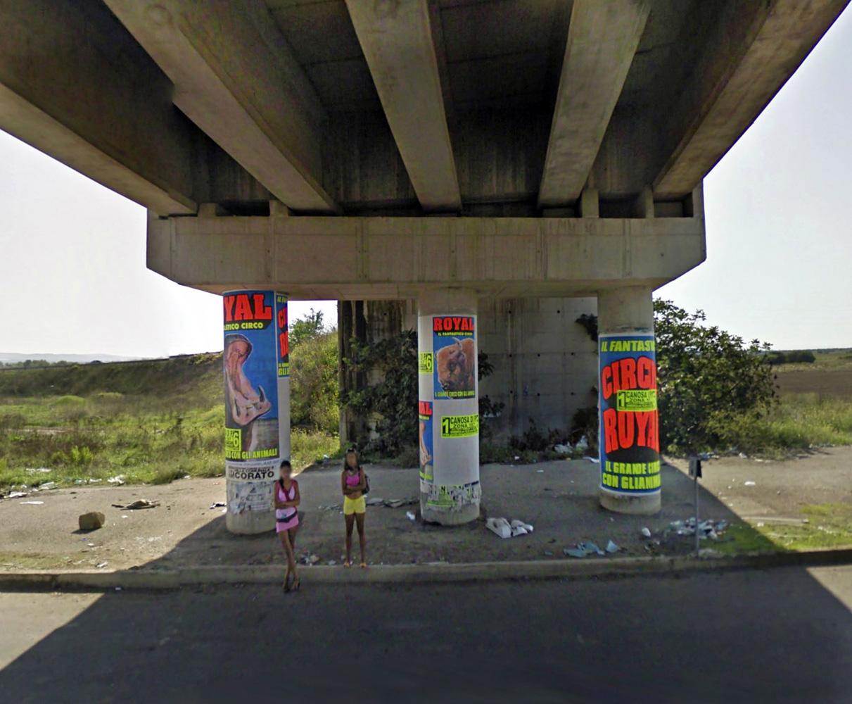No Man's Land                               Cerignola Foggia, Italy. 2011-present
