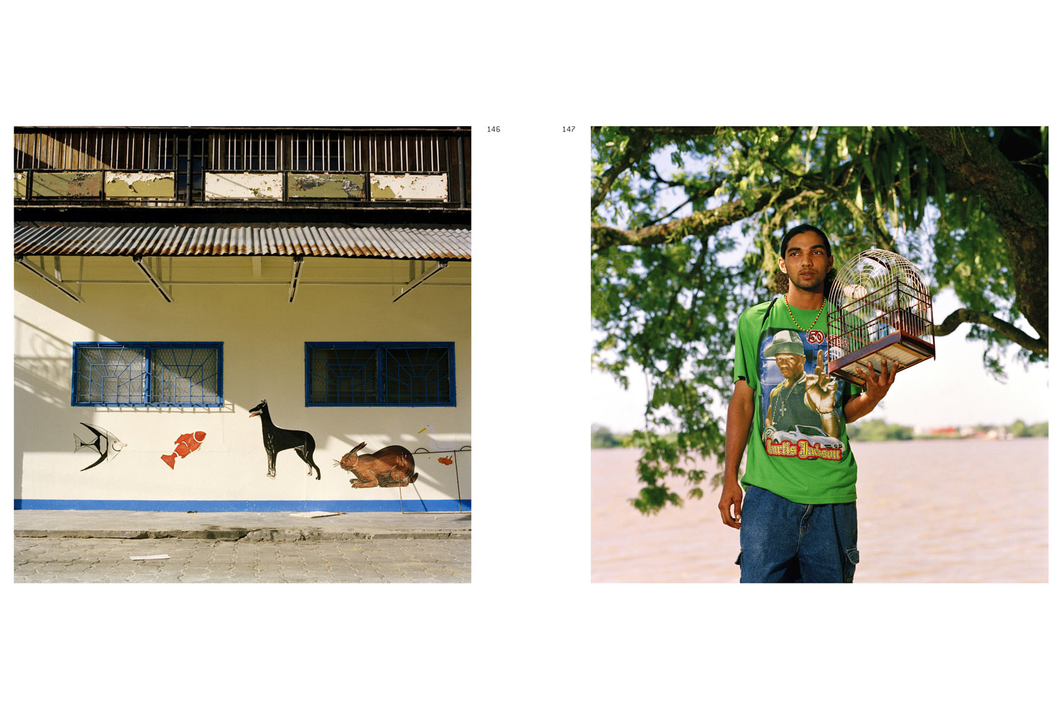 Cityscapes + Birdmen by Jacquie Maria Wessels