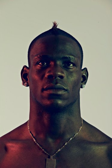 Image: Mario Balotelli by Levon Biss for TIME