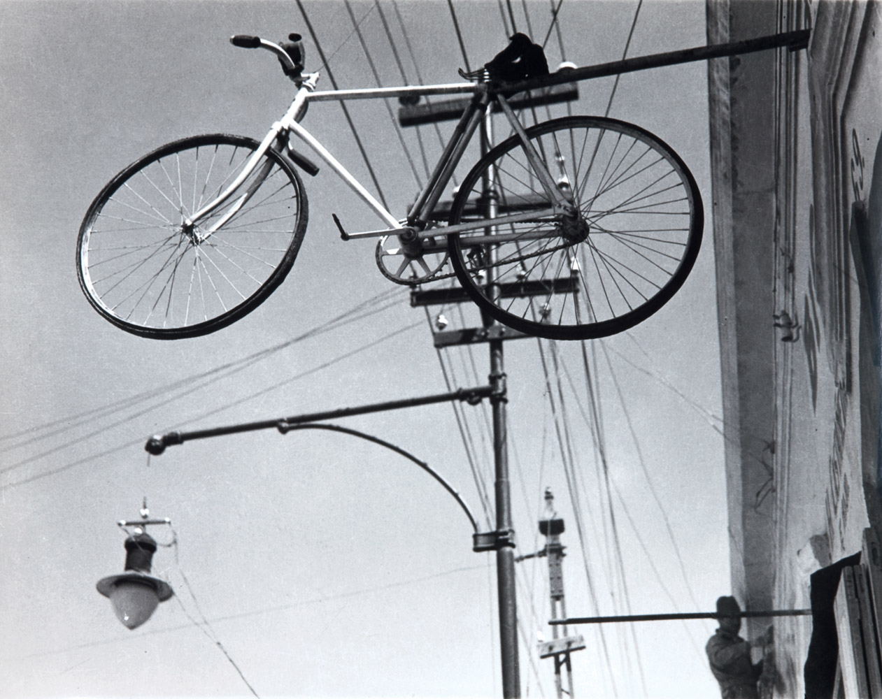 Bicycle to the Sky, 1931