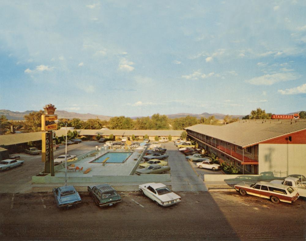 El Capitan Lodge, Hawthorne, Nevada, October 9, 1971, 2012
